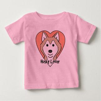 Siberian Husky Lover Baby T-Shirt