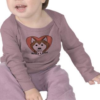 Siberian Husky Lover T-shirt