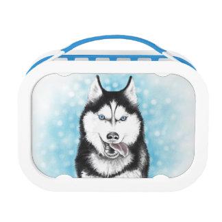 Siberian Husky Lunch Box
