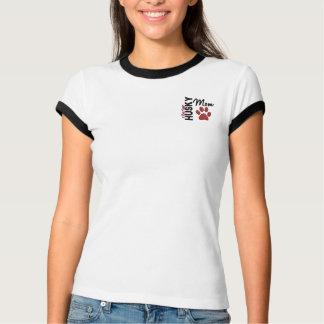 Siberian Husky Mom 2 Tee Shirt
