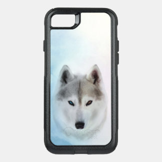 Siberian Husky OtterBox Commuter iPhone 7 Case