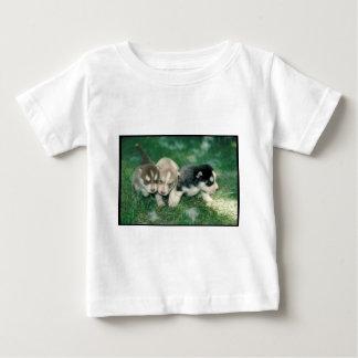 Siberian Husky Puppies Tshirt