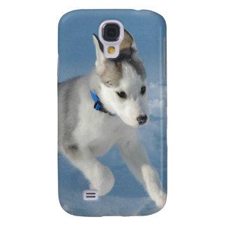 Siberian Husky Puppy Samsung Galaxy S4 Case