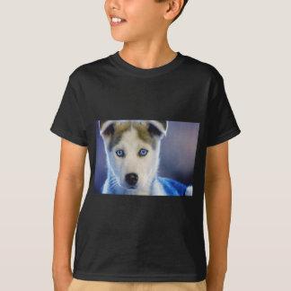Siberian Husky Puppy Shirt