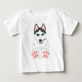 Siberian Husky Puppy Shirts