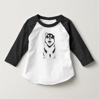 Siberian Husky Puppy Toddler Shirt