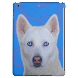 Siberian Husky Savvy Matte iPad Air Case