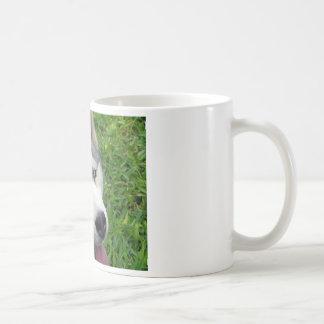 Siberian Husky Template Coffee Mug