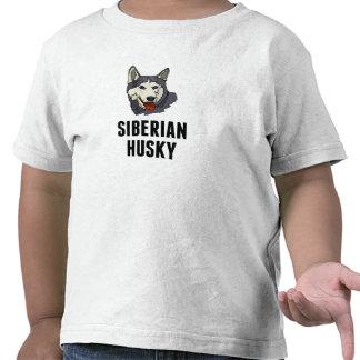 Siberian Husky Tshirt