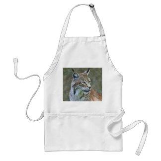 Siberian Lynx Apron