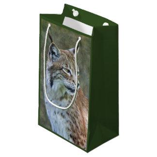 Siberian Lynx Gift Bag