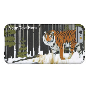 Siberian Tiger Barely There iPhone 6 Case