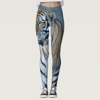 Siberian Tiger leggings