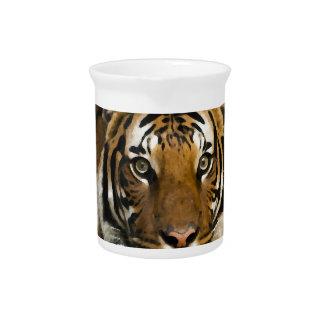 Siberian Tiger Pitcher