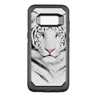 Siberian White Tiger OtterBox Commuter Samsung Galaxy S8 Case