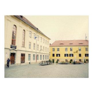 Sibiu architecture announcement