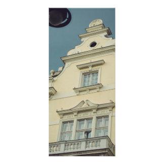 Sibiu architecture rack cards