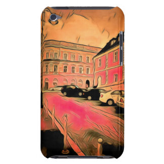 Sibiu painting barely there iPod cover
