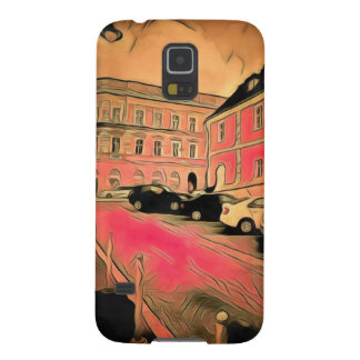 Sibiu painting case for galaxy s5