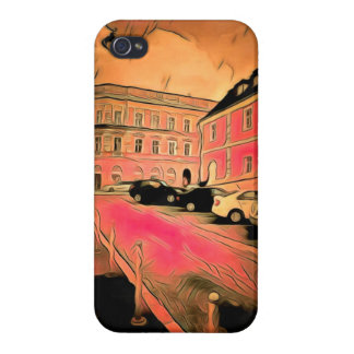 Sibiu painting iPhone 4/4S covers