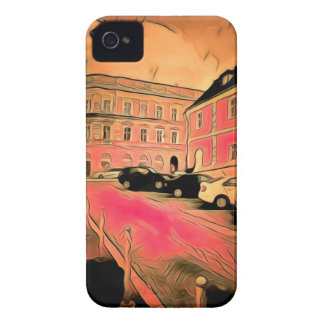 Sibiu painting iPhone 4 covers