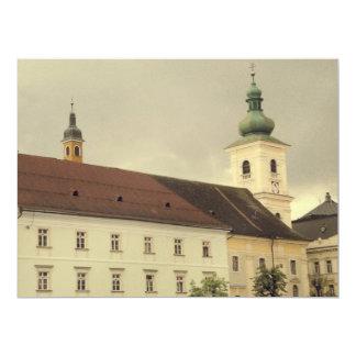 Sibiu tower invite