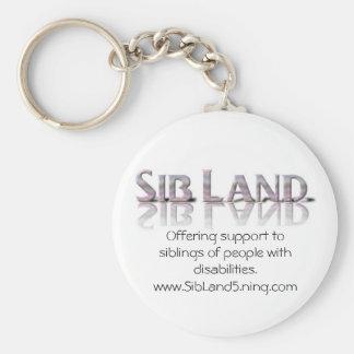 SibLand keychain