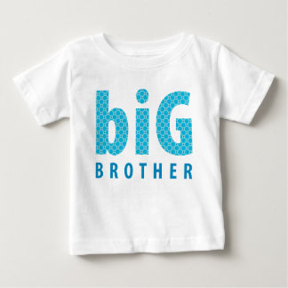 SIBLINGS COLLECTION - big brother {blue} Baby T-Shirt
