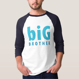 SIBLINGS COLLECTION - big brother {blue} T-shirt