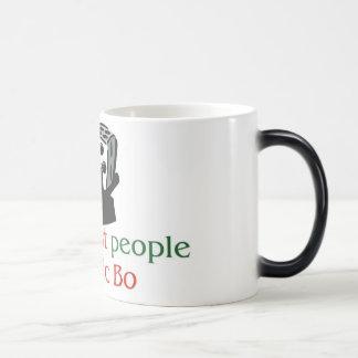 Sic Bo morphing mug