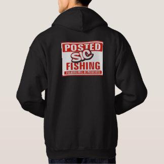 sic fishing hoodie