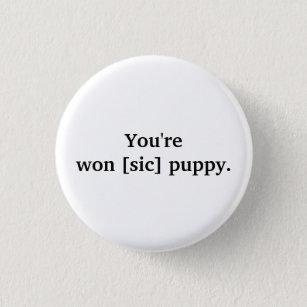 [Sic] humour pin