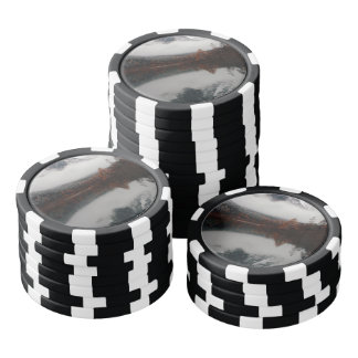 Sichuan Mountains Poker Chips