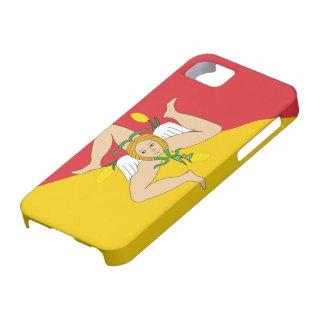 Sicilian Flag Case-Mate ID iPhone 5 Case
