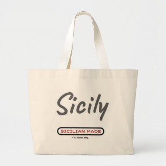 SicilianMade Branded Sicily Bag