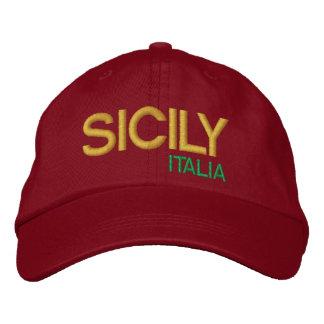 Sicily  Baseball Hat  cappello da baseball Sicilia