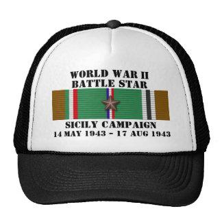 Sicily Campaign Cap