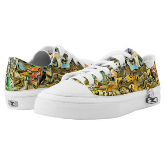 Sicily Colors Low Tops