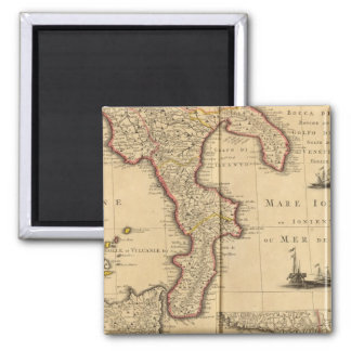 Sicily Italy Magnet