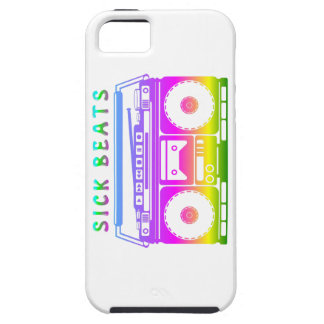 Sick Beats 1980'S Stereo iPhone 5 Case