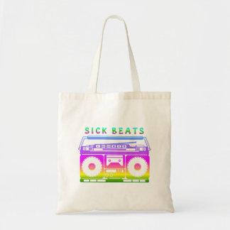 Sick Beats 1980'S Stereo Tote Bag