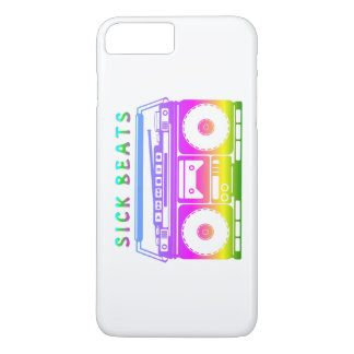 Sick Beats 80's Stereo iPhone 8 Plus/7 Plus Case
