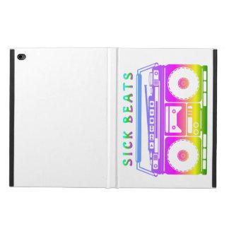 Sick Beats 80's Stereo Powis iPad Air 2 Case