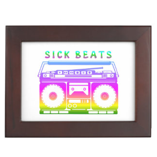 Sick Beats Keepsake Box