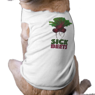 Sick Beets (Beats) Red Beetroot Garden Veggie Food Shirt