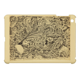 Sick Chamber_by Brian Benson Case For The iPad Mini