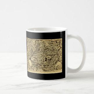 Sick Chamber_by Brian Benson Coffee Mug