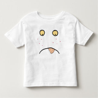Sick Face Toddler T-Shirt