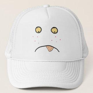 Sick Face Trucker Hat