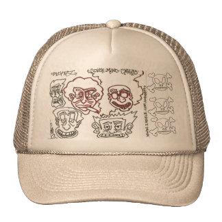 sick lid hat